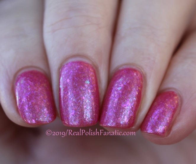 Bees Knees Lacquer - Las Plagas -- April 2019 Mystery Bags (29)
