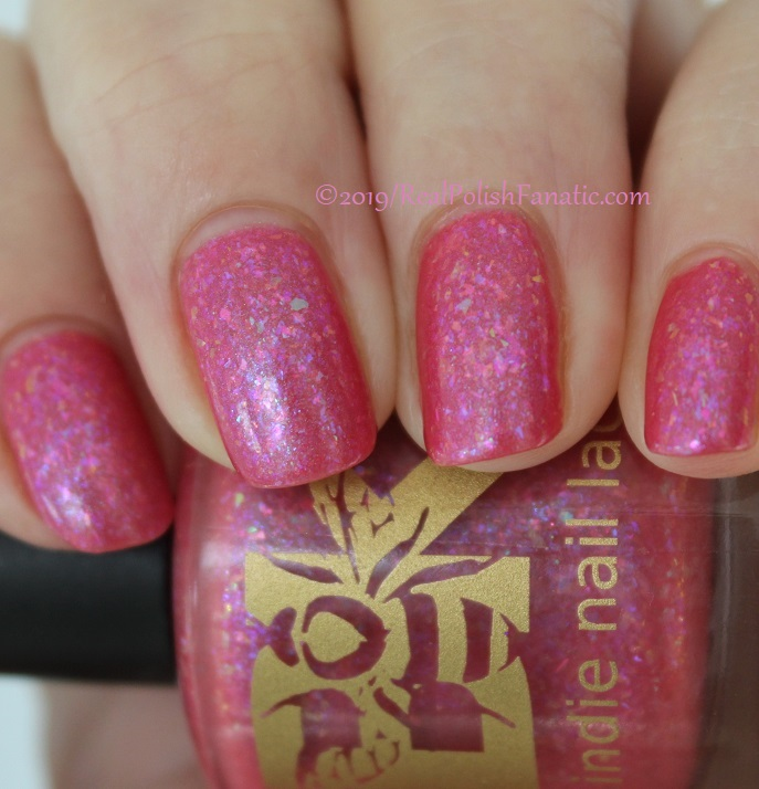 Bees Knees Lacquer - Las Plagas -- April 2019 Mystery Bags (4)