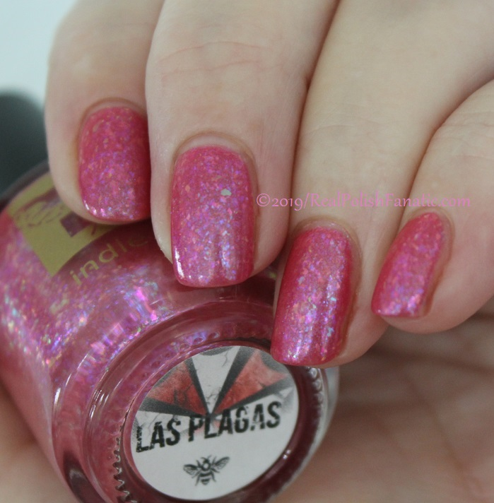 Bees Knees Lacquer - Las Plagas -- April 2019 Mystery Bags (8)