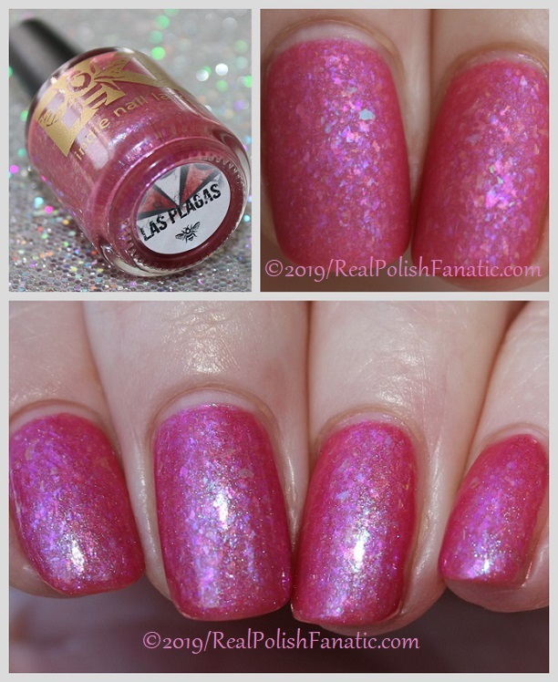 Bees Knees Lacquer - Las Plagas -- April 2019 Mystery Bags