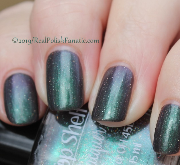 Top Shelf Lacquer - Resistant To Magic -- December 2018 Polish Pickup Enchanted Forest (15)