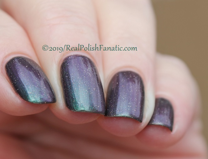 Top Shelf Lacquer - Resistant To Magic -- December 2018 Polish Pickup Enchanted Forest (18)