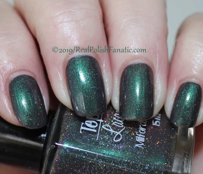 Top Shelf Lacquer - Resistant To Magic -- December 2018 Polish Pickup Enchanted Forest (4)