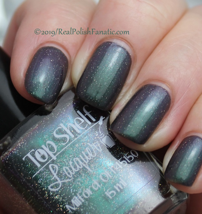 Top Shelf Lacquer - Resistant To Magic -- December 2018 Polish Pickup Enchanted Forest (7)