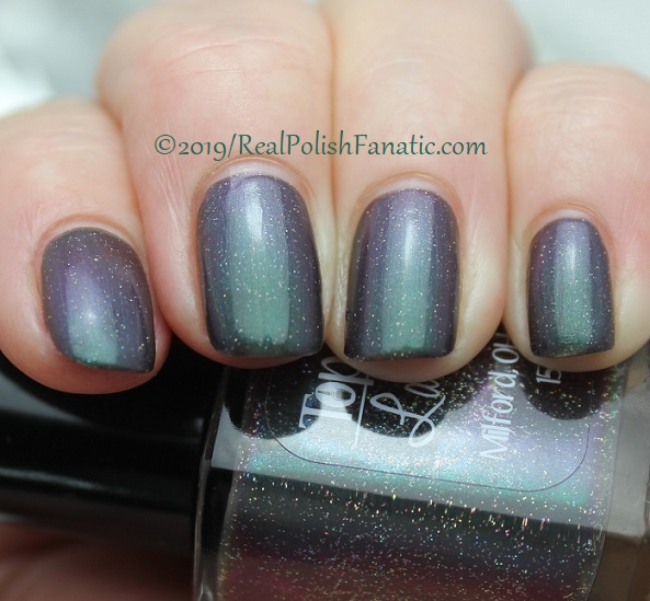 Top Shelf Lacquer - Resistant To Magic -- December 2018 Polish Pickup Enchanted Forest (8)