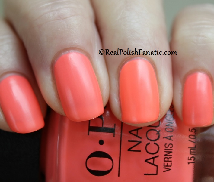 OPI - Orange You A Rock Star -- Neon Collection Summer 2019 (12)
