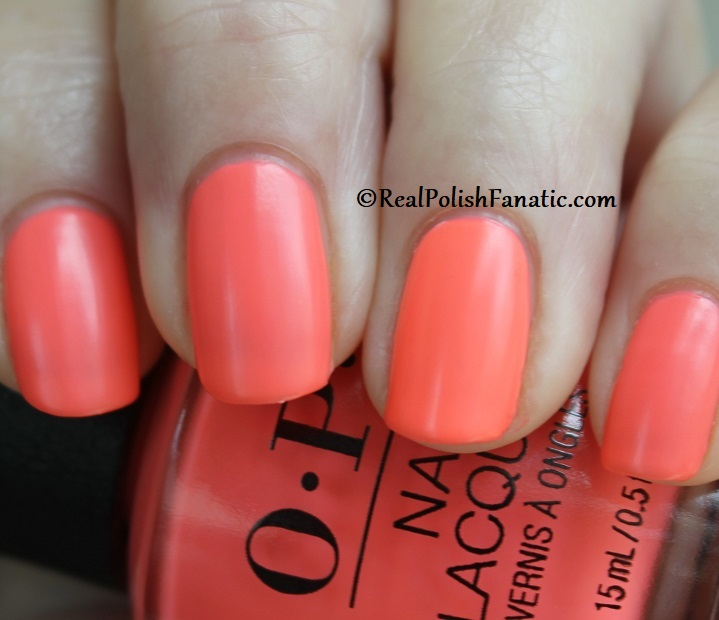 OPI - Orange You A Rock Star -- Neon Collection Summer 2019 (13)