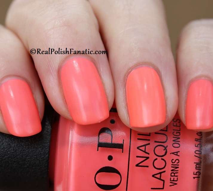 OPI - Orange You A Rock Star -- Neon Collection Summer 2019 (17)