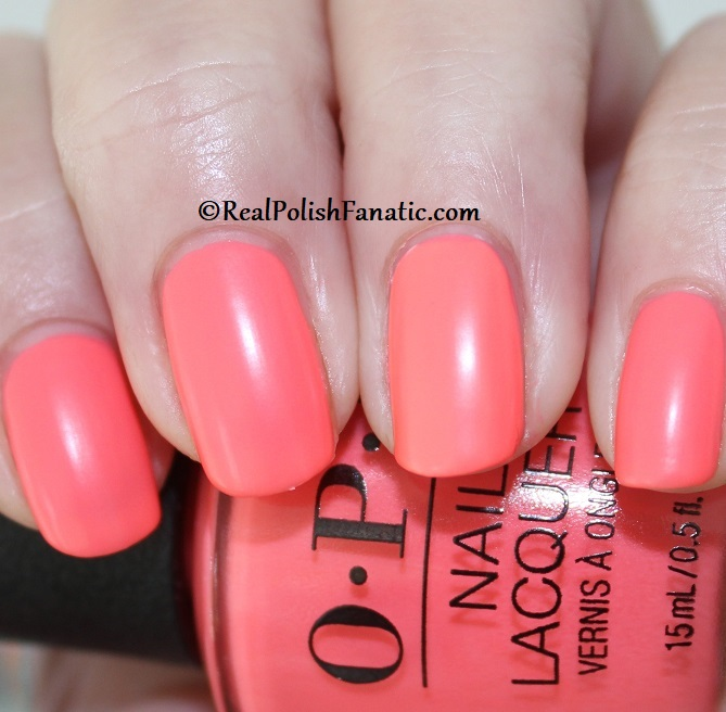 OPI - Orange You A Rock Star -- Neon Collection Summer 2019 (3)