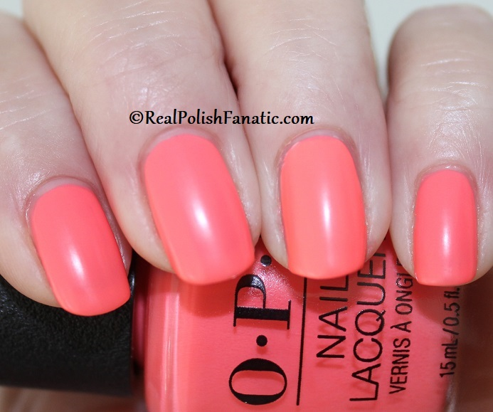 OPI - Orange You A Rock Star -- Neon Collection Summer 2019 (4)