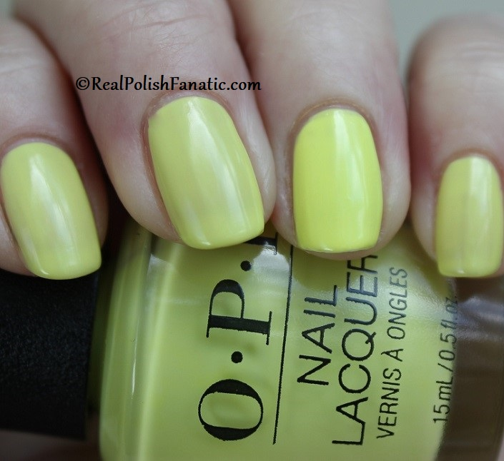 OPI - PUMP Up The Volume -- Neon Collection Summer 2019 (11)