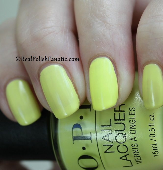 OPI - PUMP Up The Volume -- Neon Collection Summer 2019 (12)