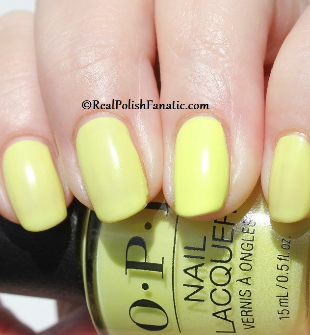 OPI - PUMP Up The Volume -- Neon Collection Summer 2019 (15)