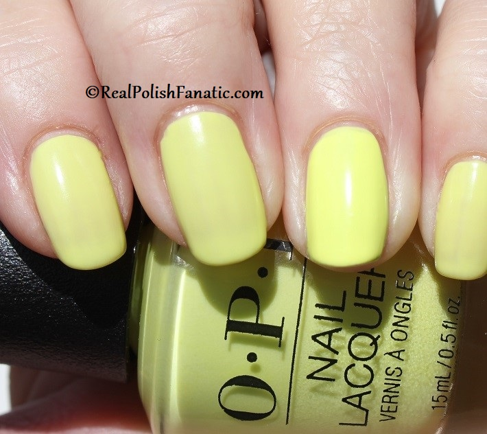OPI - PUMP Up The Volume -- Neon Collection Summer 2019 (16)