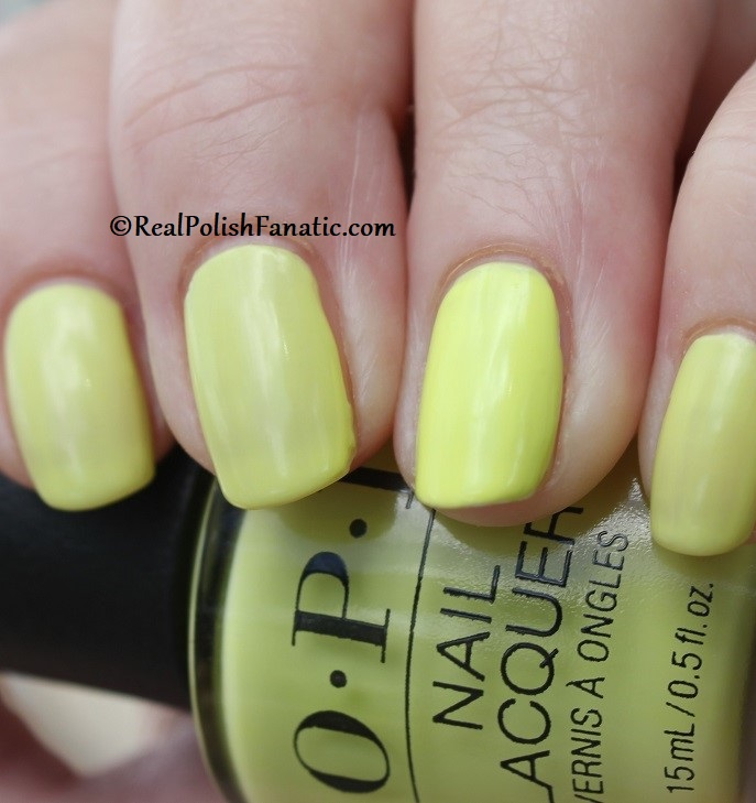 OPI - PUMP Up The Volume -- Neon Collection Summer 2019 (17)