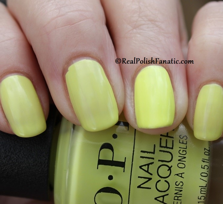 OPI - PUMP Up The Volume -- Neon Collection Summer 2019 (18)