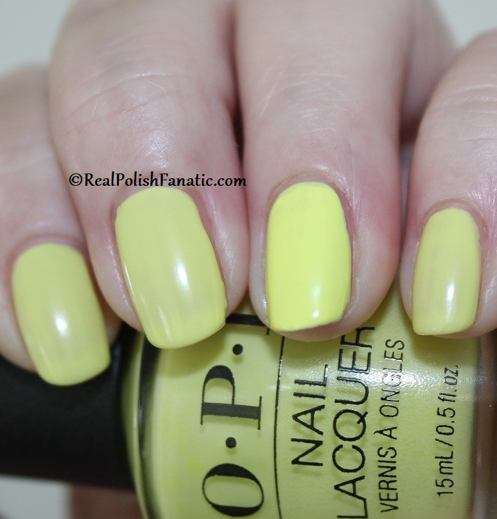 OPI - PUMP Up The Volume -- Neon Collection Summer 2019 (3)
