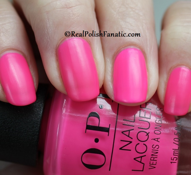OPI - V·I·Pink Passes -- Neon Collection Summer 2019 (12)