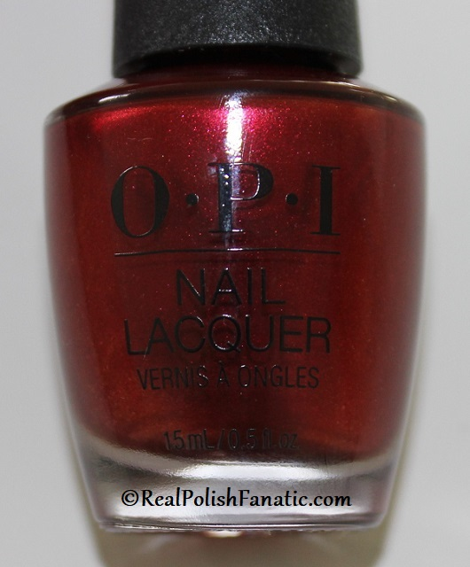 OPI - A little Guilt Under the Kilt -- Fall 2019 Scotland Collection (1)