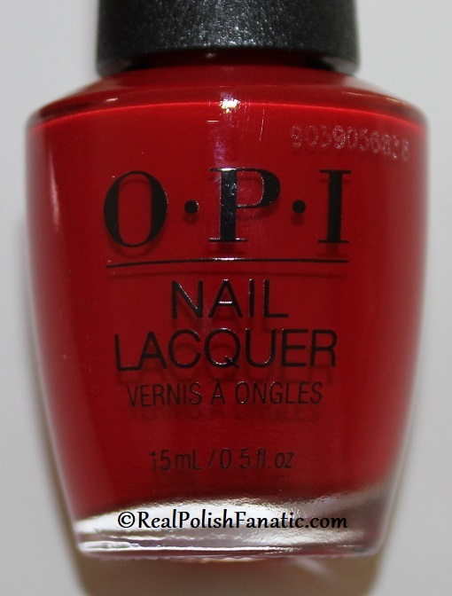 OPI - Red Heads Ahead -- Fall 2019 Scotland Collection (1)