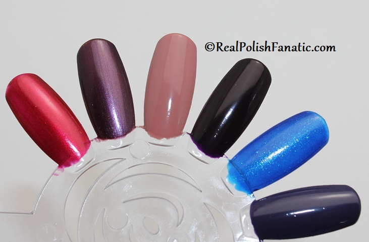 OPI Scotland Collection Fall 2019 (10)