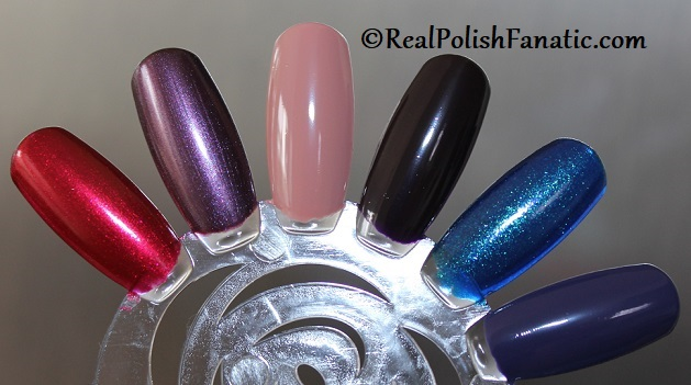 OPI Scotland Collection Fall 2019 (3)