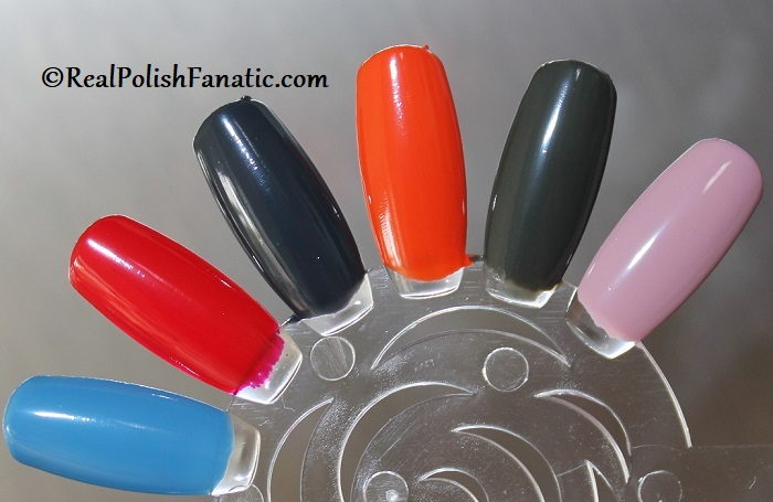 OPI Scotland Collection Fall 2019 (4)