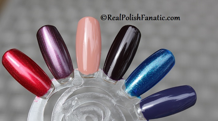 OPI Scotland Collection Fall 2019 (6)