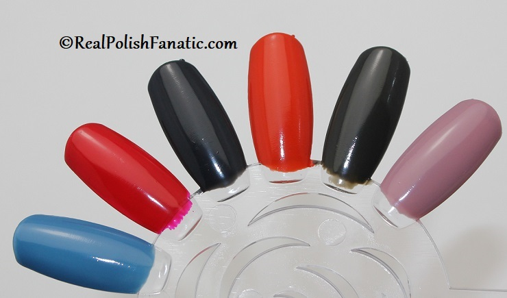 OPI Scotland Collection Fall 2019 (9)