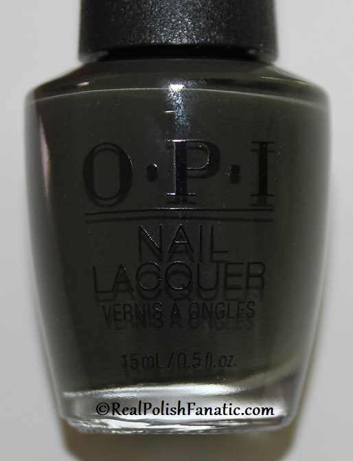 OPI - Things I've Seen In Aber-green -- Fall 2019 Scotland Collection (1)