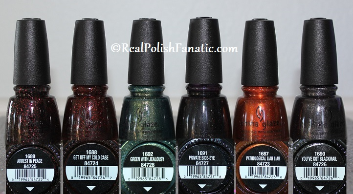 China Glaze Catch A Color Collection -- Halloween 2019 (3)