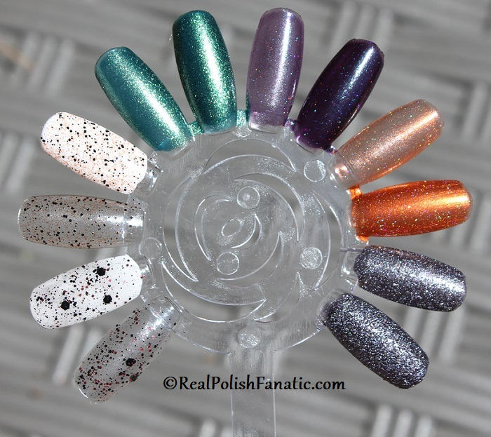 China Glaze Catch A Color Collection -- Halloween 2019 (6)