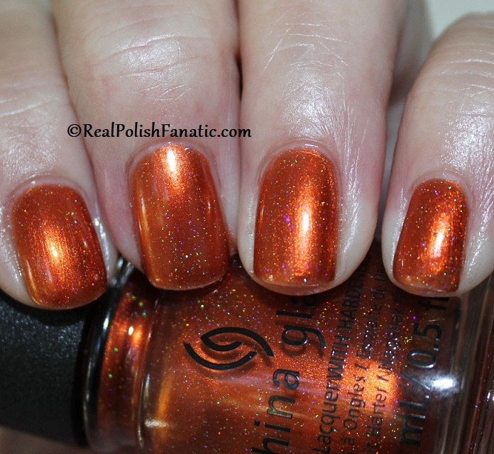China Glaze - Pathological Liar Liar -- Catch A Color Collection Halloween 2019 (2)