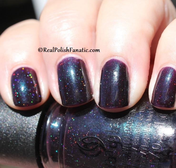 China Glaze - Private Side Eye -- Catch A Color Collection Halloween 2019 (12)