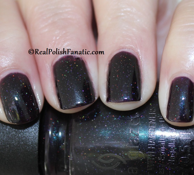 China Glaze - Private Side Eye -- Catch A Color Collection Halloween 2019 (3)