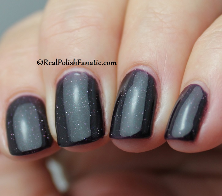 China Glaze - Private Side Eye -- Catch A Color Collection Halloween 2019 (7)