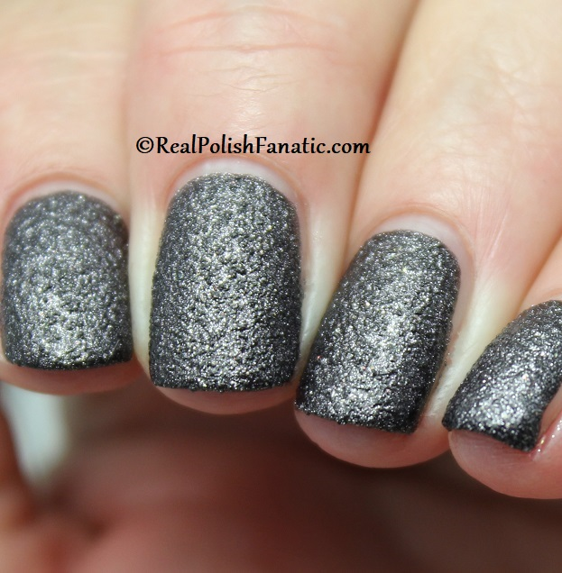 China Glaze - You've Got Blackmail -- Catch A Color Collection Halloween 2019 (10)
