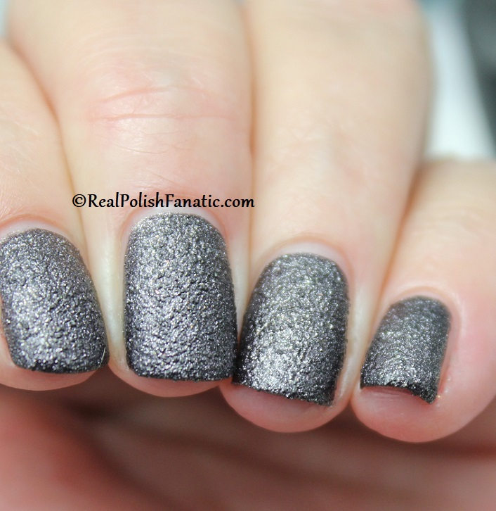 China Glaze - You've Got Blackmail -- Catch A Color Collection Halloween 2019 (11)