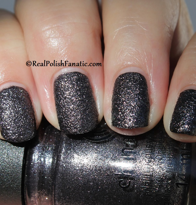 China Glaze - You've Got Blackmail -- Catch A Color Collection Halloween 2019 (17)