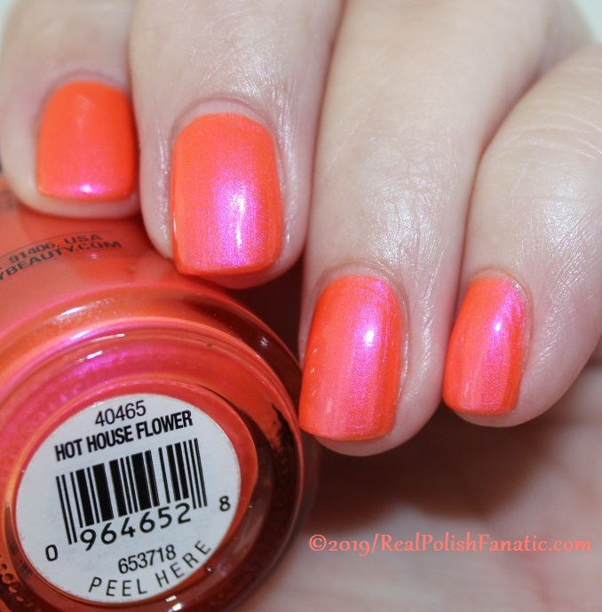 Orly - Hot House Flower (5)