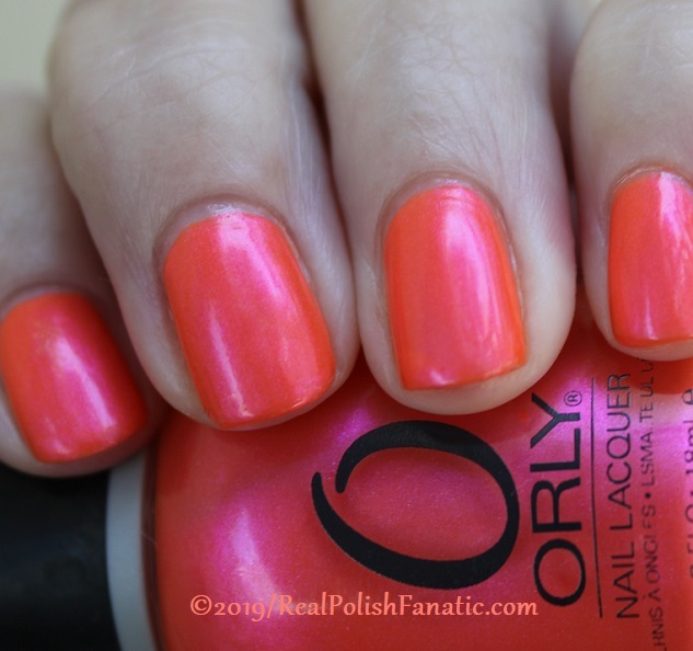 Orly - Hot House Flower (9)