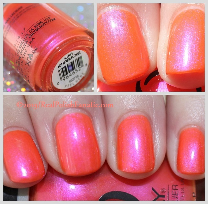 Orly - Hot House Flower