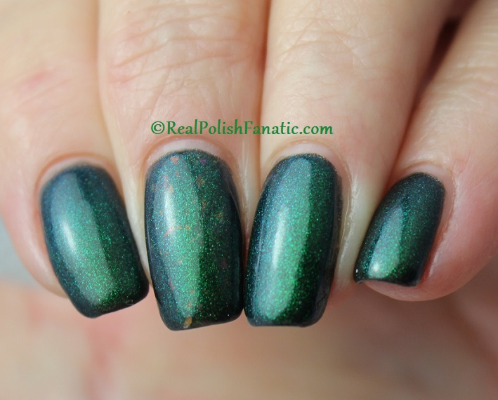 Bees Knees Hide And Seek FTW over Nail Pattern Boldness The Headless Horseman (10)