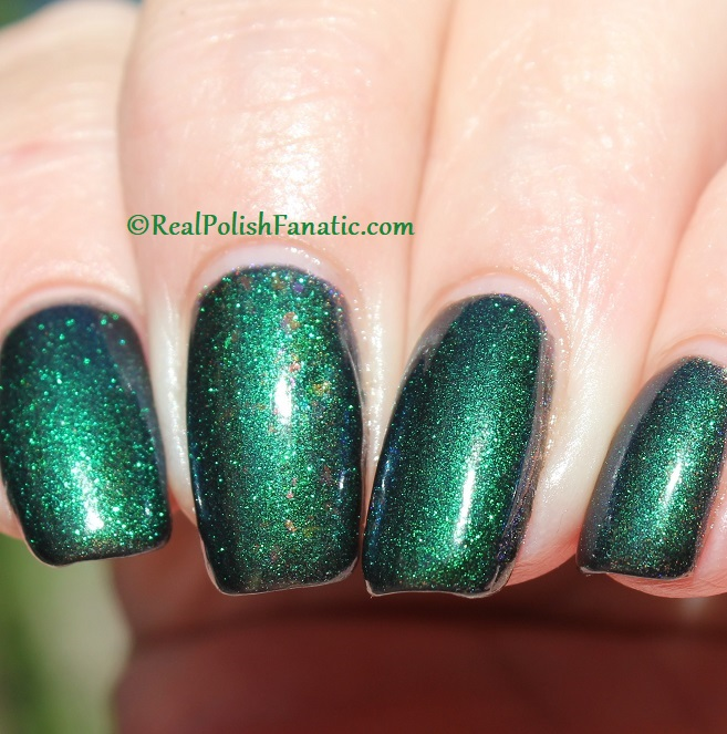 Bees Knees Hide And Seek FTW over Nail Pattern Boldness The Headless Horseman (16)