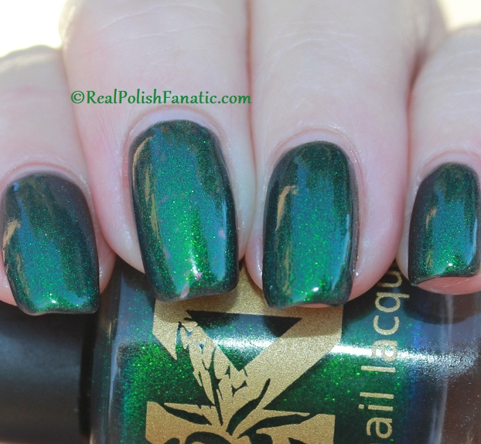 Bees Knees Hide And Seek FTW over Nail Pattern Boldness The Headless Horseman (18)