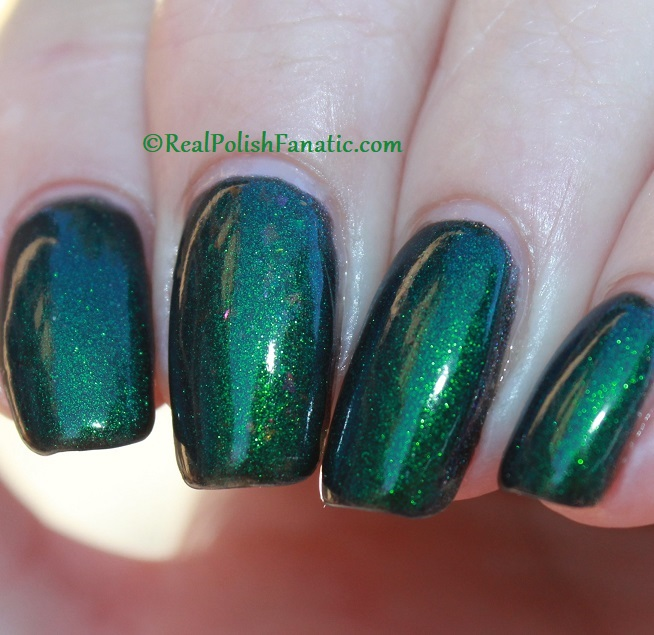 Bees Knees Hide And Seek FTW over Nail Pattern Boldness The Headless Horseman (20)