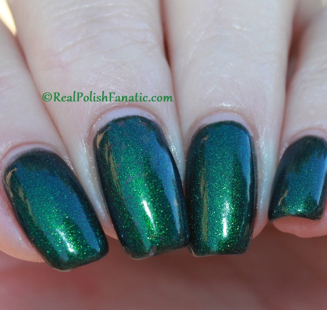 Bees Knees Hide And Seek FTW over Nail Pattern Boldness The Headless Horseman (21)