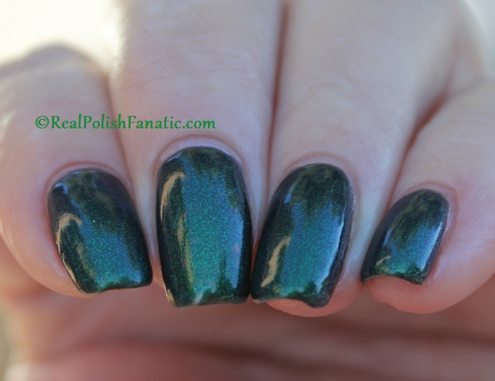 Bees Knees Hide And Seek FTW over Nail Pattern Boldness The Headless Horseman (24)
