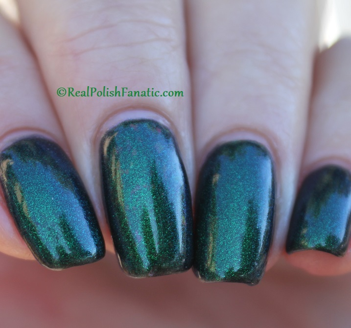 Bees Knees Hide And Seek FTW over Nail Pattern Boldness The Headless Horseman (25)