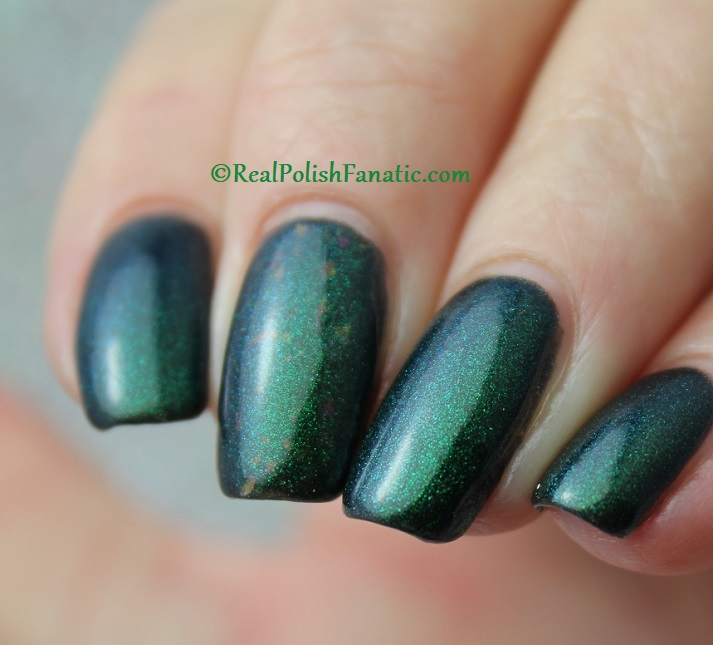 Bees Knees Hide And Seek FTW over Nail Pattern Boldness The Headless Horseman (9)